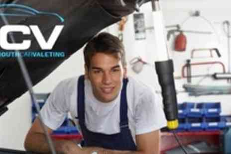 Bournemouth Car Valeting - Full MOT Test Plus Platinum Interior and Exterior Valet - Save 60%