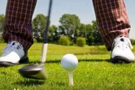 Longhirst Hall Golf Course - 18 Hole Round of Golf For Two With Bacon Roll - Save 72%
