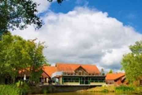 Chevin Country Park Hotel - One Night Stay For Two With Breakfast  - Save 72%