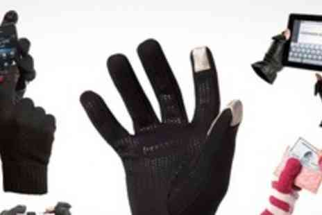 Freehands - One Pair of Soft Shell or Power Stretch Gloves - Save 50%