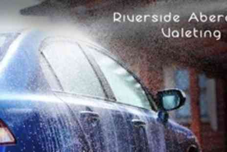 Riverside Aberdeen Valeting - Mini Valet With Exterior Wash and Interior Clean and Vacuum - Save 63%