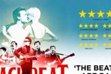 Backbeat - Ticket - Save 51%