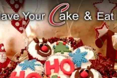 Have Your Cake & Eat It - Box of 12 Cupcakes - Save 67%