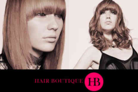 Hair Boutique - Wash, Cut & Blowdry with Conditioning Treatment at Hair Boutique, Lisburn Road - Save 57%