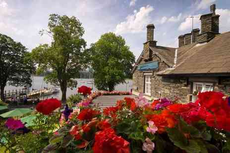 Waterhead Hotel - Beautiful 4 two night Lake District countryside escape for two people - Save 41%