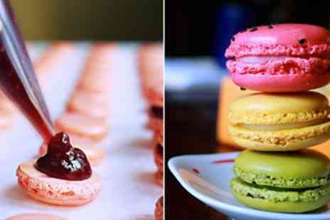 Cafe Central - Macaron Making Masterclass for 2 - Save 51%