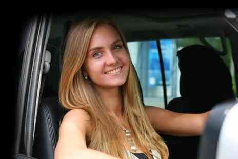In The Right Lane - 2 x 2 Hour Driving Lessons - Save 84%