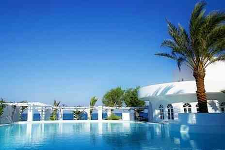 Thalassa Seaside Resort and Suites - In Santorini Two Night Stay For Two With Breakfast - Save 50%
