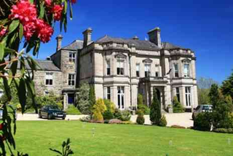 Tre-Ysgawen Hall - Anglesey Hideaway Hotel with Dinner & Bubbly - Save 29%
