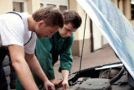 Fitch Autos - Interim service and full mot - Save 62%