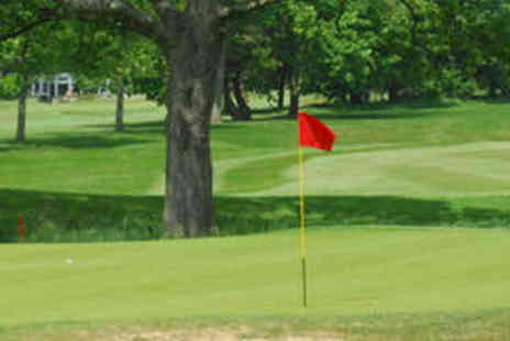 Upton by Chester Golf Club - 18 Holes of Golf for Two with Winter Warmer Meal - Save 59%