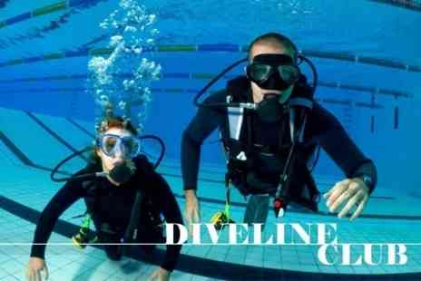 Diveline - Two Hour Session For One - Save 74%