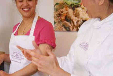 Krua Thai Cookery School - Two and half Hour Thai Cookery Course with Lunch - Save 72%