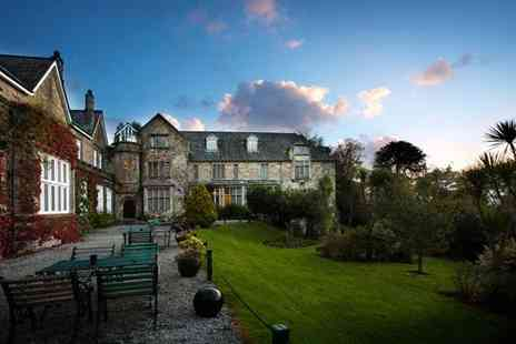 The Alverton Hotel - One night Cornwall escape for two including breakfast - Save 50%