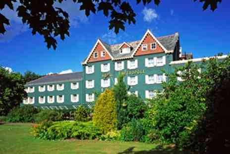 Metropole Hotel - Welsh Spa Town Stay with 6 Course Dinner - Save 56%