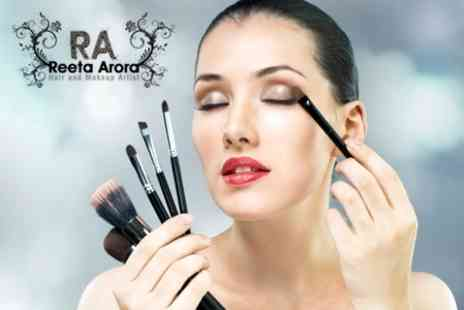 RA Academy - MAC Make Up Masterclass With Goodie Bag For One - Save 36%