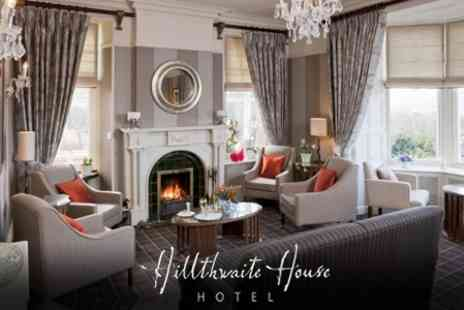 Hillthwaite House - In Windermere Two Night Stay For Two With Four Course Dinner and Breakfast - Save 58%