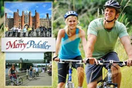Merry Pedaller Bike Tours - Full Day London Bike Tour With Own Bike and Helmet - Save 50%