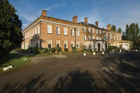Blackwell Grange Hotel - 1 Night for 2 including breakfast, dinner & afternoon tea - Save 48%