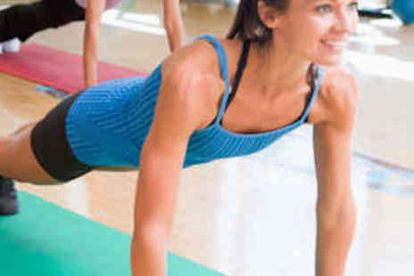 Attitude Fitness - 10 One Hour Fitness Classes - Save 60%