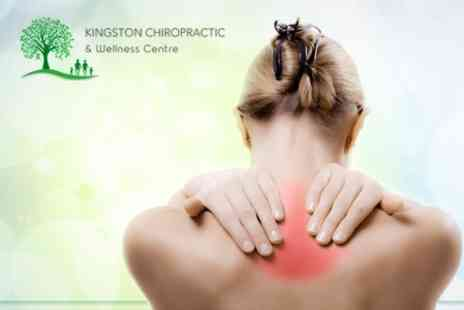 Kingston Chiropractic - Consultation and Three Treatments - Save 79%