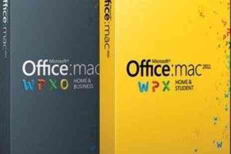 Microsoft Cheap Software - Microsoft Office 2011 Home and Business for Mac - Save 61%