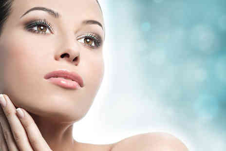 Beauty Angel - Facial package including DeeAlfa peel, a facial and a face, neck and shoulder massage - Save 74%
