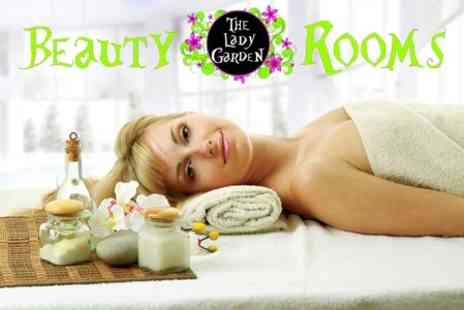 The Lady Garden Beauty Rooms - One Hour Massage and Luxury Facial - Save 58%