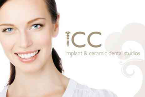 Implant and Ceramic Dental Studios - Same Day Dental Implant With Crown - Save 61%