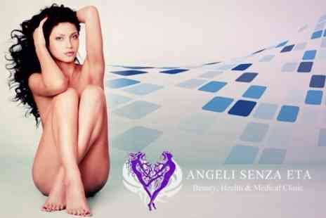 Angeli Senza Eta - IPL Hair Removal Eight Sessions on Full Arms, Bikini and Underarms - Save 86%