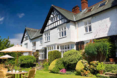 Lindeth Howe Country House Hotel - Gourmet Lake District Getaway including Dinner - Save 50%