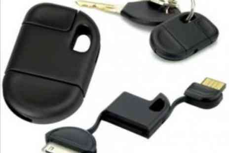 Eezee Lifestyle - Keyring USB charger - Save 97%