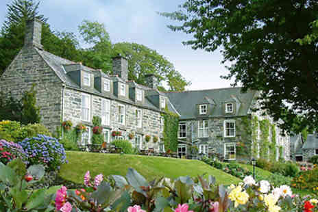 Hotel Maes y Neuadd - Gourmet Snowdonia National Park Stay - Save 55%