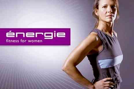 Energie Fitness - Ten Gym Passes - Save 41%
