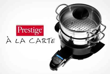 Mahahome.com - Prestige Cook �n' Steam Set - Save 57%