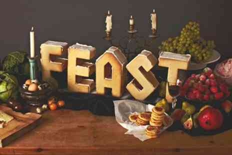 Feast Festival - Tickets for One - Save 50%