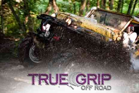 True Grip - Off Road 4x4 Driving For One - Save 72%