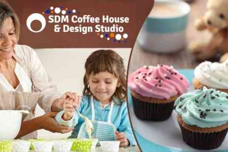 SDM Coffee House - Childrens Cupcake Party or Workshop For Up to Ten - Save 78%