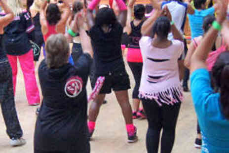 Lindsay Jay Fitness - Ten Zumba Classes - Save 80%