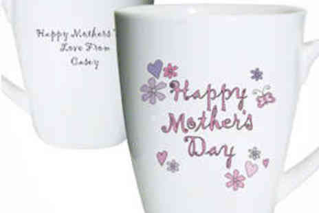 46 - Personalised Mothers Day Gift and Card - Save 46%