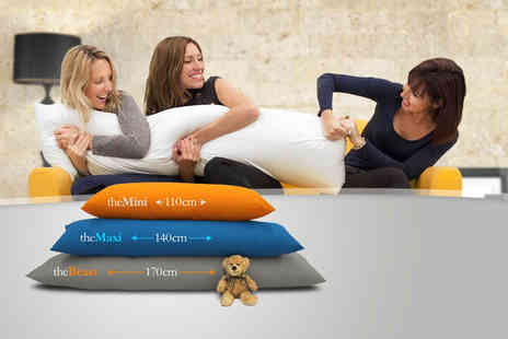 Ninety Eight Limited - Mini Hugmeister pillow for a Maxi pillow - Save 53%