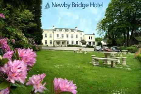 Newby Bridge Hotel - In Lake District Two Night Stay For Two With Four Course Dinner - Save 60%