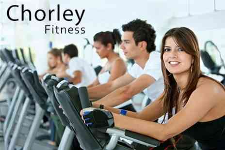 Chorley Fitness - Three or Four Week Gym Pass - Save 69%