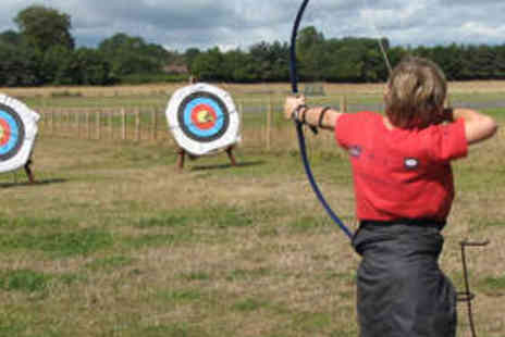 Top Barn Activity Centre - One Hour Archery Session - Save 77%