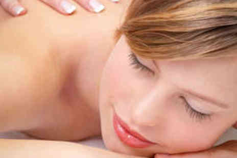MAY SPA - Choice of Hour Long Full Body Massage in Mayfair - Save 83%