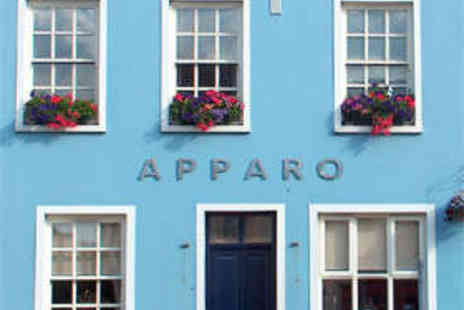 Apparo Restaurant and Hotel - One Night Stay for Two in Double Room - Save 57%