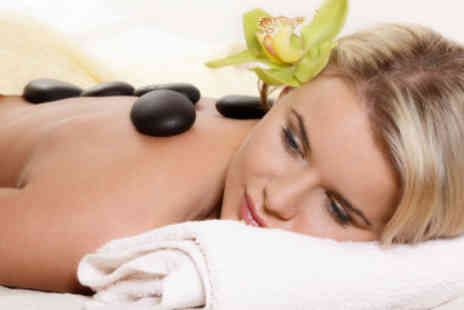 Colour Keys - One Hour Full Body Hot Stone Massage - Save 60%