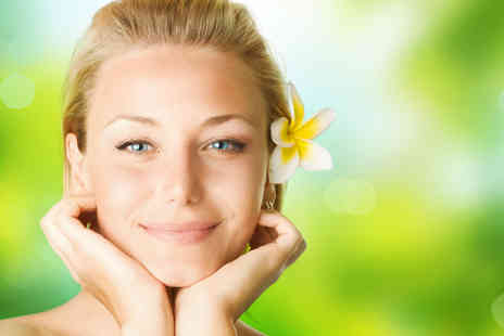 Sabas - Half Body Massage, �Revive' facial, manicure & pedicure - Save 83%