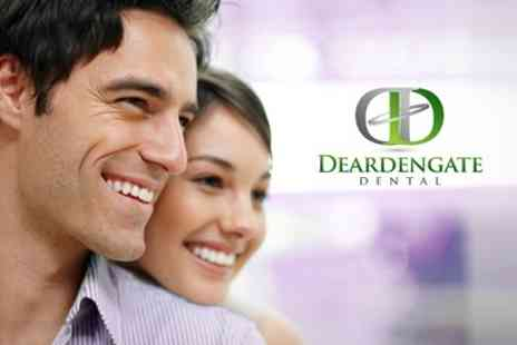 Deardengate Dental - Clear Braces For Top or Bottom Arch - Save 43%