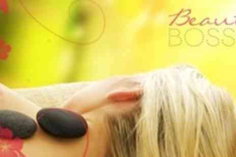 Beauty Boss - Choice of Massage and Decleor Aroma Facial Plus Full Body Exfoliation - Save 85%
